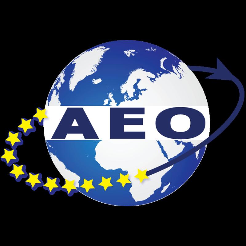 aeo certificate logo